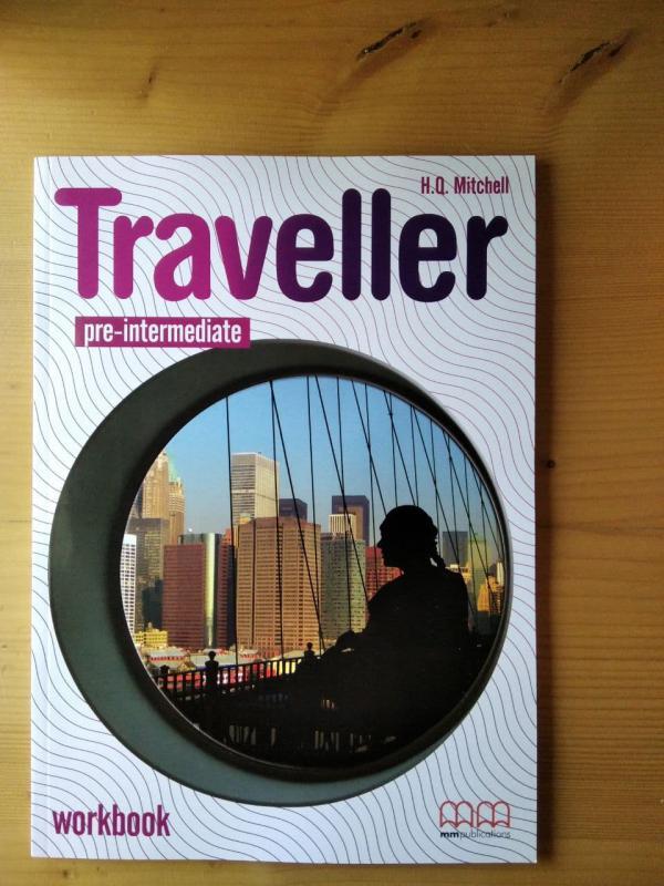 H.Q. Mitchell: Traveller Pre-Intermediate - Workbook + CD (angol)