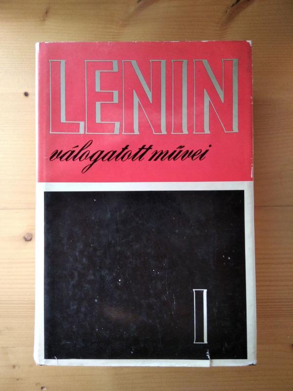Lenin válogatott művei három kötetben