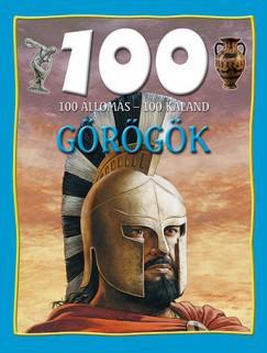 Macdonald: Görögök (100 állomás - 100 kaland)