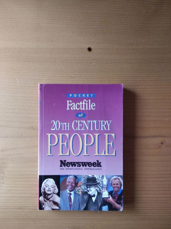 McCurdy; Kennedy: Pocket Factfile of 20th Century People (angol)