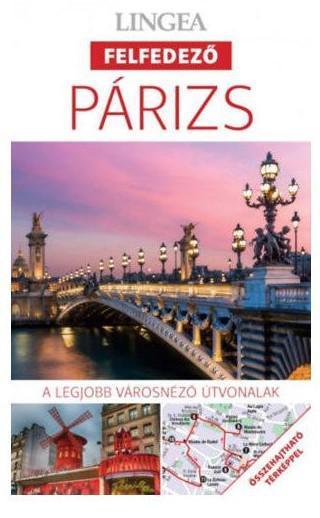 Párizs (Lingea Felfedező)