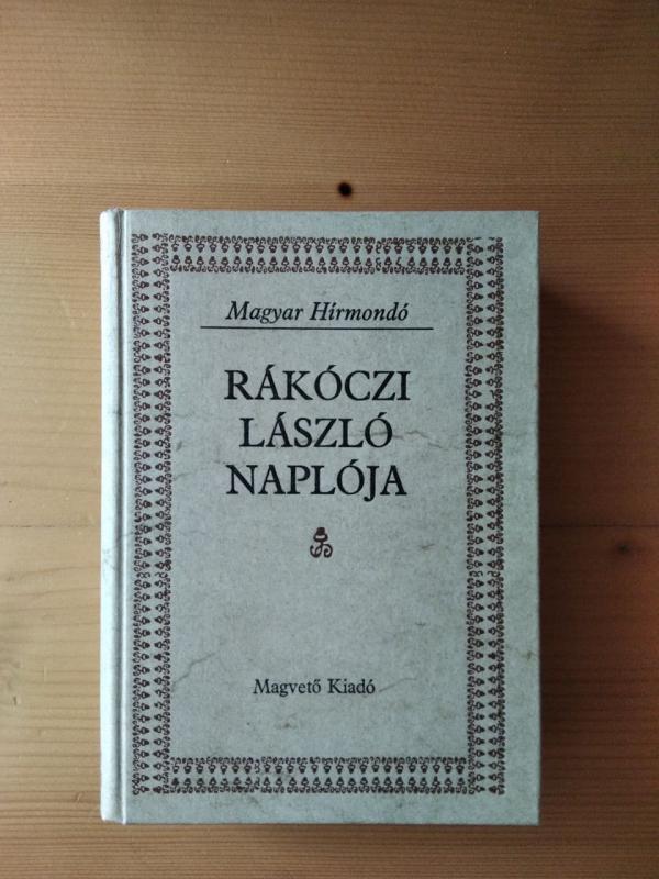 Rákóczi László naplója