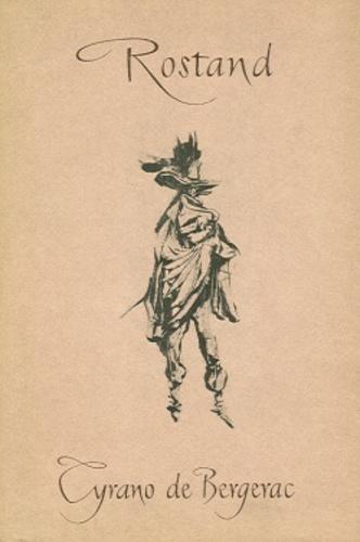 Rostand: Cyrano dr Bergerac (Illusztrálta: Csernus Tibor)