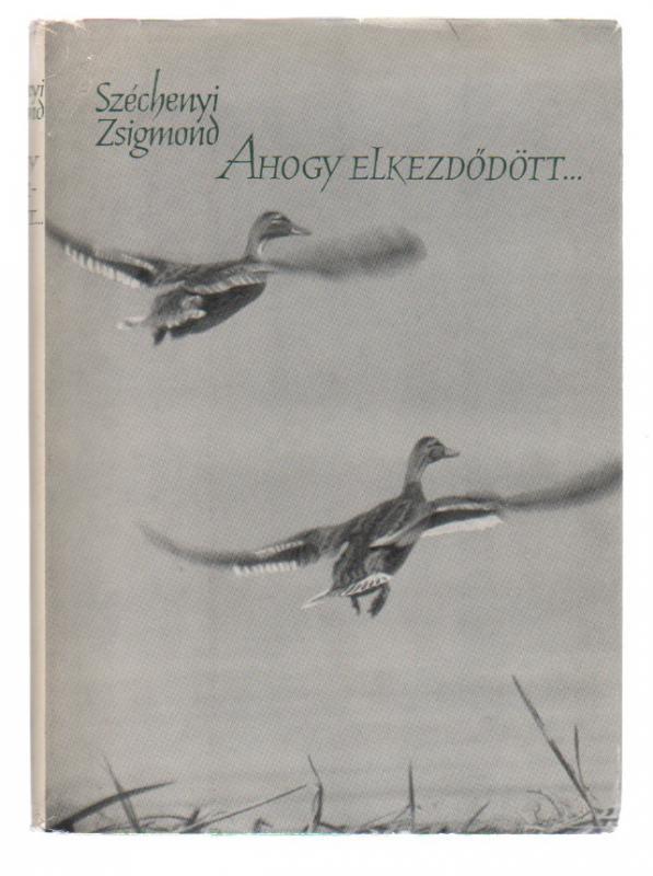 Széchenyi Zsigmond: Ahogy elkezdődött…