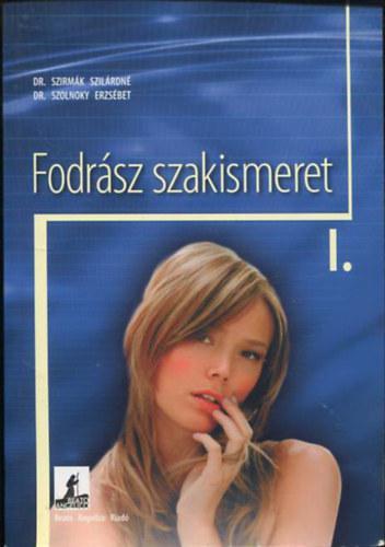 Szirmák; Szolnoky: Fodrász szakismeret I-II.