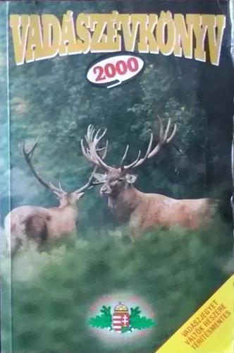 Vadászévkönyv 2000