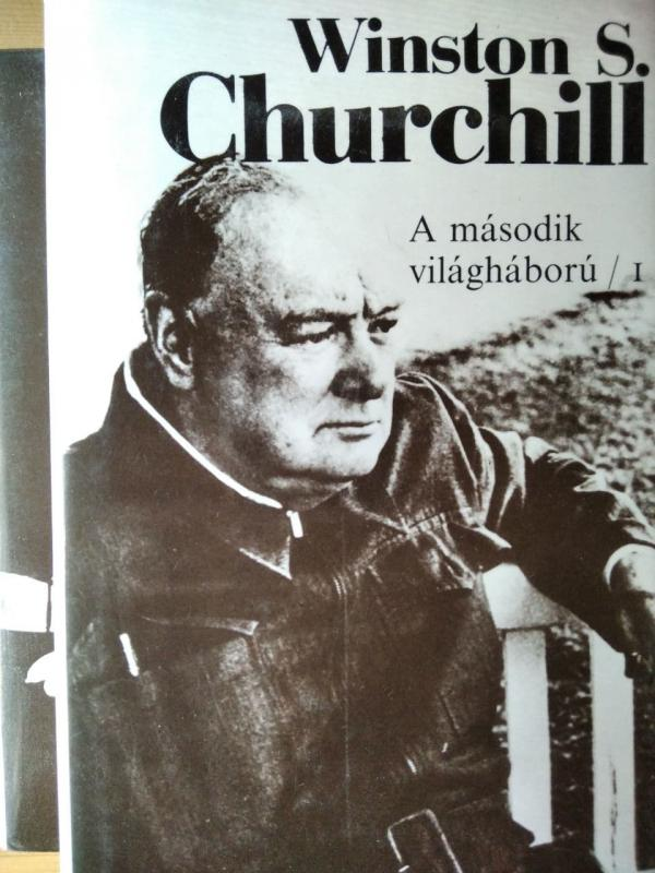 Winston S. Churchill: A második világháború I-II.