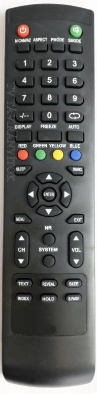 AKAI 192 LED TV TÁVIRÁNYÍTÓ