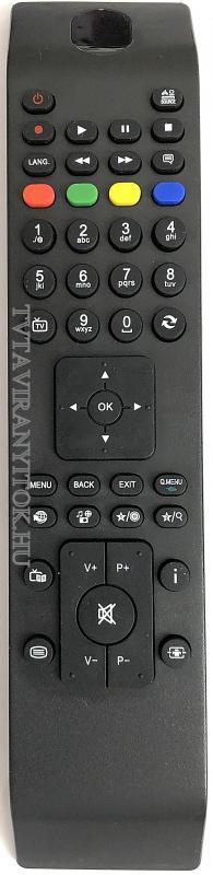 RC-4800IFINLUX, VESTEL, TELEFUNKEN, TECHNIKA, TOSHIBA, ALBA, SHARP, HYUNDAI, OK, FINLUX, SANYO, AKAI