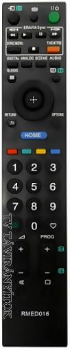 Sony LCD távirányító RM-ED016