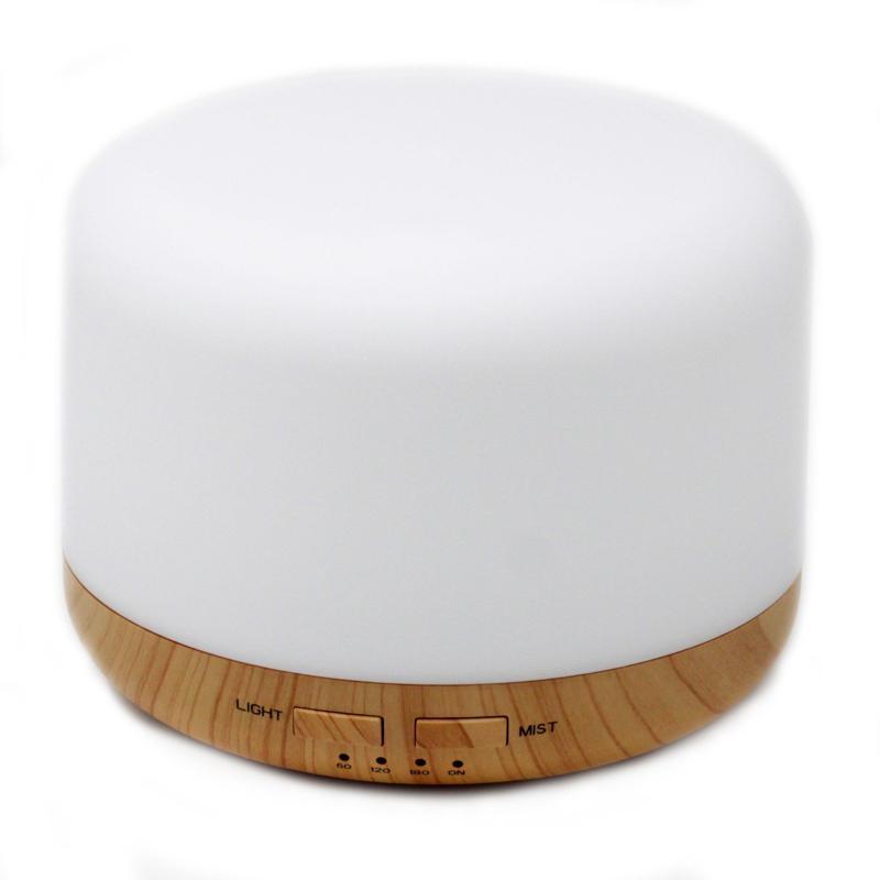 Aroma Diffúzor, párologtató - Színes LED, USB - Időzítővel, AATOM-16