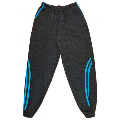 Belül bolyhos fiú szabadidő nadrág, 146 cm