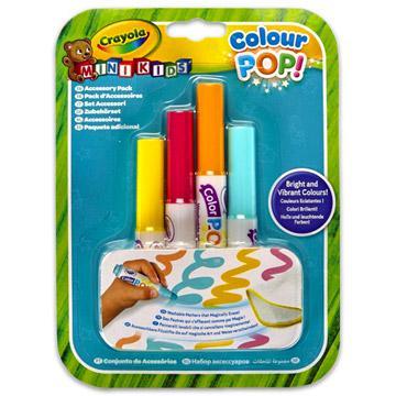Crayola Colour POP! irka-firka szőnyeg filctoll