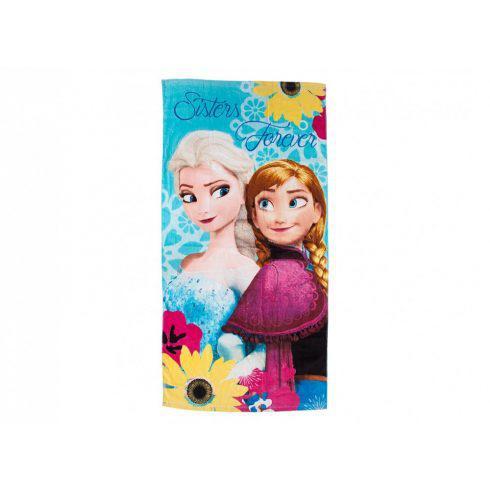 Disney Frozen frottír strandtörölköző