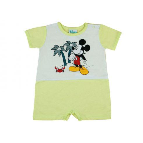Disney Mickey rövid ujjú baba napozó, 56 cm