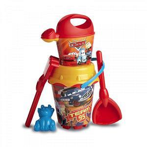 Disney Verdák homokozó készlet, locsolókannával