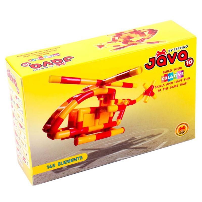 Jáva helikopter építőjáték