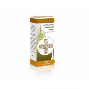 AROMAX antibacteria  légfrissítő spray citrom-fahéj-szegfűszeg 20 ml