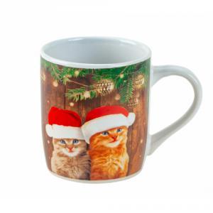 Bögre - Karácsonyi Macskák