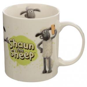 Bögre - Shaun a Bárány - Fehér