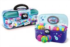 Canal Toys, So Bomb Fürdőgolyó szett bőröndben 5 db-os