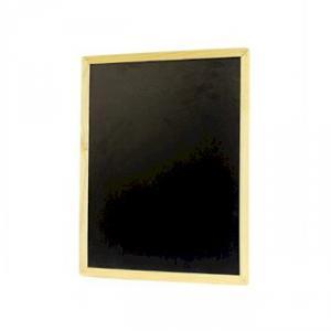 Fekete rajztábla, krétatábla  40x30 cm