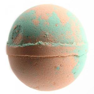 Fürdőgolyó- Fürdőbomba (1db) - Mangó, átmérő 7cm, 200 g