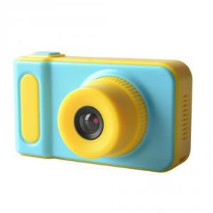 Kids Cam - Digitális fényképezőgép gyerekeknek - kék