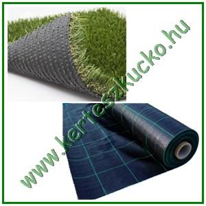 Agroszövet, Geotextil, Műfű
