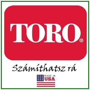 TORO Amerikai Akkumulátoros Kerti Gépek