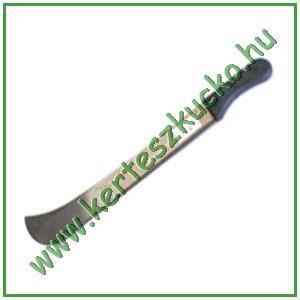 Bozótvágó kés (400 mm, külső élű, műanyag nyél)