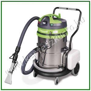 Cleancraft flexCAT 262-2 IEPD ipari porszívó tisztítószer tartállyal SZÁRAZ