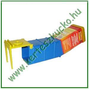 Egérfogó, műanyag, billenős, 24 cm