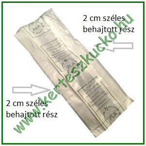 Biológiailag lebomló kutyaürülékes zacskó (4 tekercs, 80 db)
