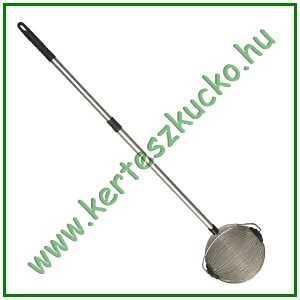 Diógyűjtő / diószedő, teleszkópos alumínium nyéllel 105-145 cm