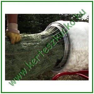 Fenyőcsomagoló háló / Karácsonyfaháló 45 cm x 300 m (10 db-os csomag)