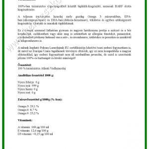 POKUSA - PowerDog BCAA por, 200 grammos