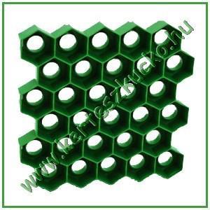 Gyeprács műanyag, 1 négyzetméter (IKP1Z)
