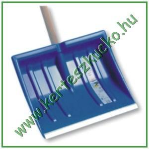 Hólapát, műanyag, 410 mm, alumínium élvédős, D-markolat - PROSPERPLAST IL1A