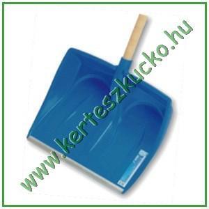 Hólapát, műanyag, 490 mm, alu. élvédős, D-markolat (ILE2A ERGONOMIC)