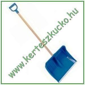 Hólapát, műanyag, 550 mm, alu. élvédős, D-markolat - PROSPERPLAST IL3A