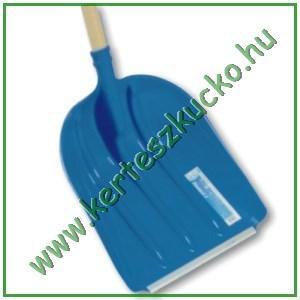 Hólapát, műanyag, alu. élvédős (ILN2)