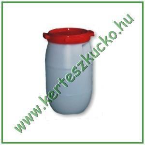 Hordó (60 literes, körmös tető)