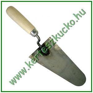 Kőműves kanál (kerekített)