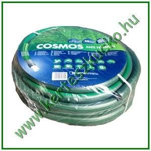 """Locsolótömlő csavarodásmentes OLASZ COSMOS 6 rétegű (3/4"""" x 25 m)"""