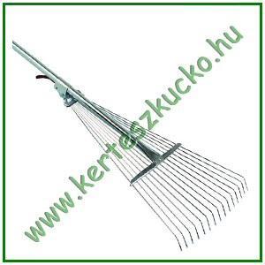 Lombseprű állítható fém nyéllel