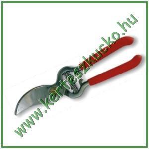 Metszőolló (kovácsolt, 20 cm, szivacsos markolat)