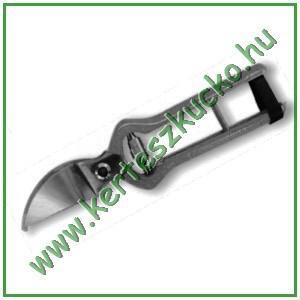 Metszőolló (kovácsolt fekete, 18 cm)