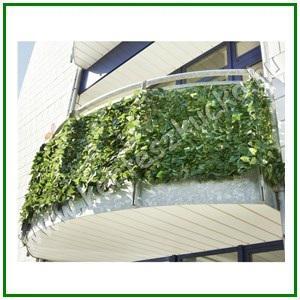 Műsövény zöld 1 m x 3 m