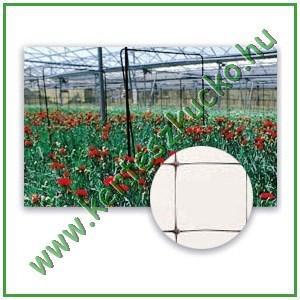 Növénytartó háló (15 x 15 cm, 1,2 x 5 m)